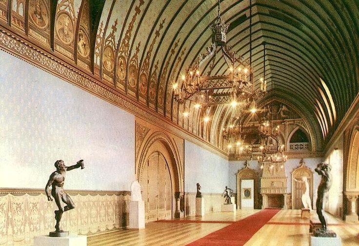 Romania Iasi Culture palace beautiful romanian palaces castle romanian people