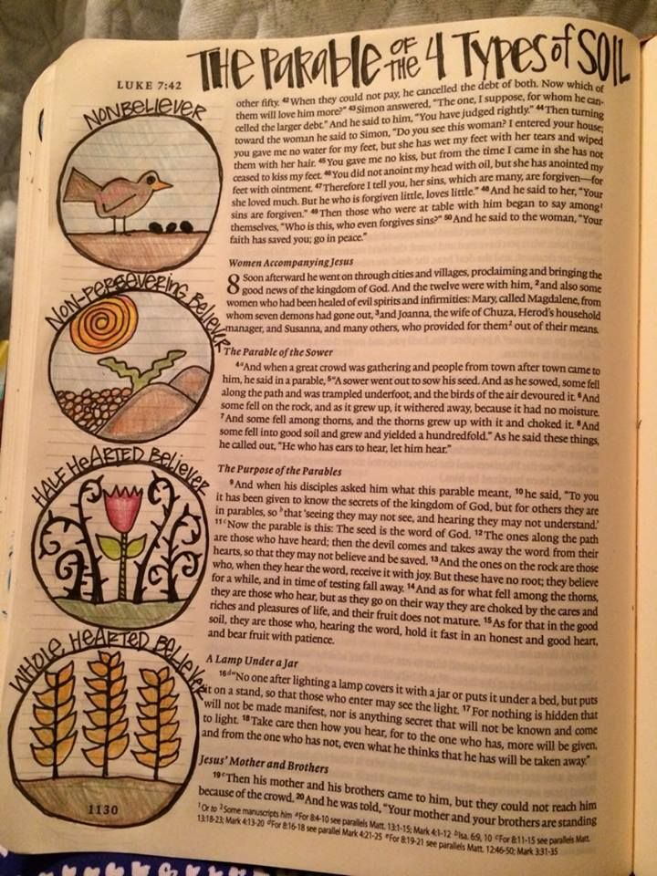 MS woman's Bible illustrations go viral - WDAM-TV 7-News, Weather, Sports-Hattiesburg, MS