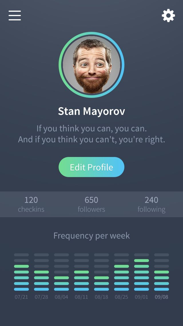 Dribbble - profile.png by Stan Mayorov