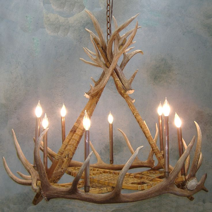 1000+ Images About ANTLERS & HORNS FURNITURE/DECOR On