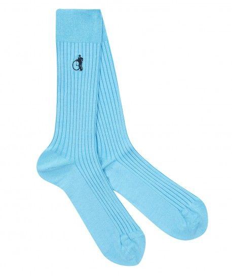 London Sock Company - Olde Turquoise - SockStyle.co.uk