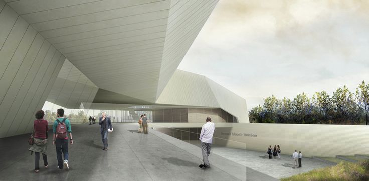 Gallery of Museum of Tolerance in Jerusalem / Chyutin Architects - 2