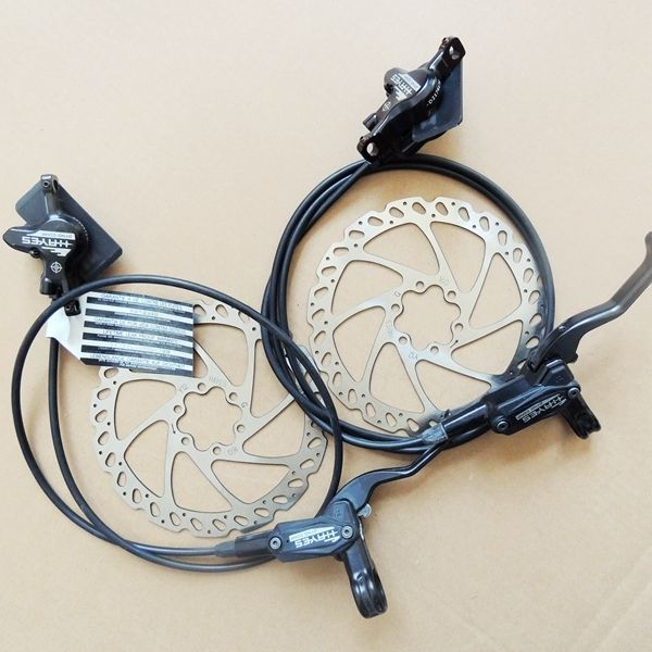 62.56$  Watch here - http://aliz0j.worldwells.pw/go.php?t=32753388219 - cool price for stock item original HAAYES dyno comp hydraulic disc brake with brake pad and disc