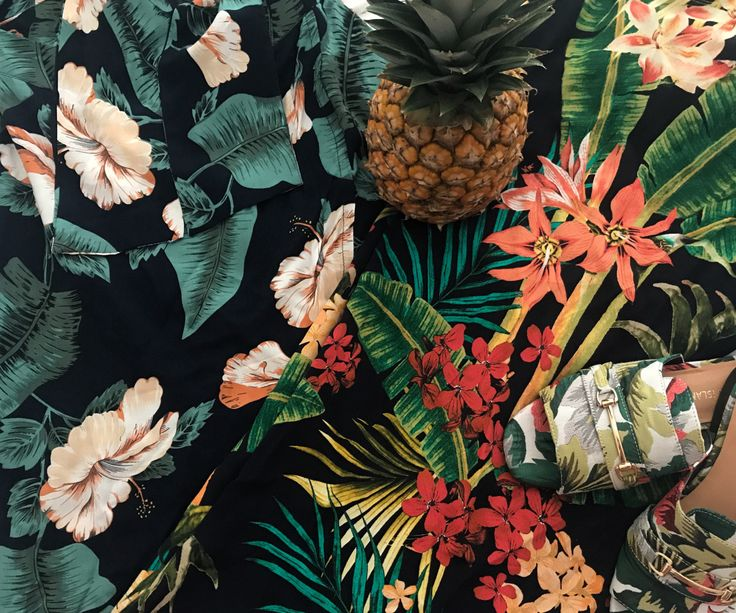 L'indispensable du dressing #3: Tropical – Chicandswiss