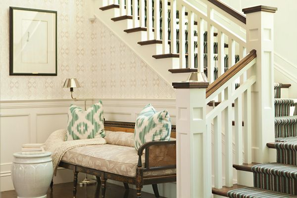 Foyer Stairs Jobs : Images about railing spindles and newel posts for