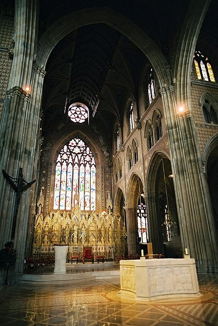 St Patrick's Cathedral, Armagh, Northern Ireland - https://www.facebook.com/IrelandOfAThousandWelcomes