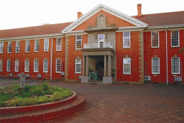 Girl's High School, Pietermaritzburg, South Africa