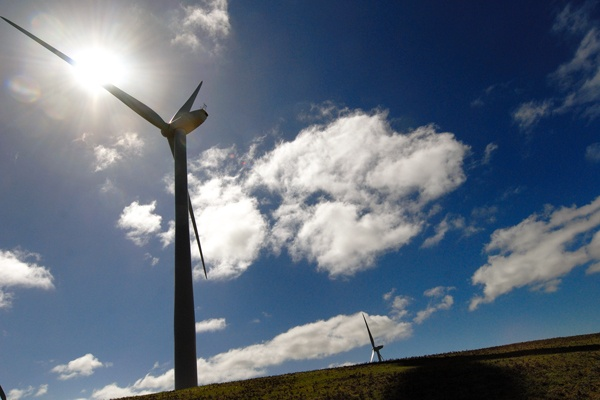 #Wind farm at Cape Nelson South, Victoria. #renewable #energy