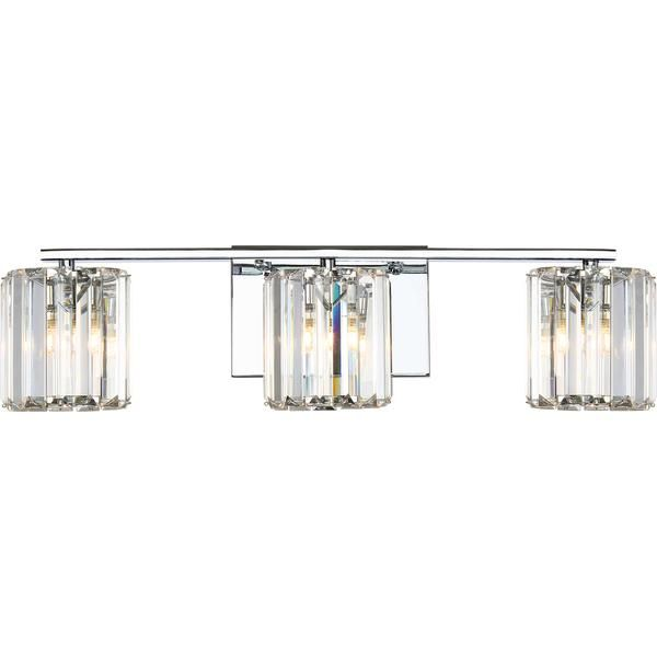 Pic Of Shop Quoizel Platinum Divine Light LED Bath Vanity Light at Lowe us Canada Find our selection of bathroom vanity lighting at the lowest price guaranteed
