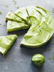 Recept voor Key Lime Pie van Deliciously Ella