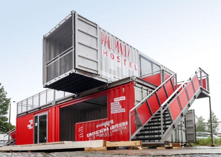 die besten 25 container berlin ideen auf pinterest. Black Bedroom Furniture Sets. Home Design Ideas