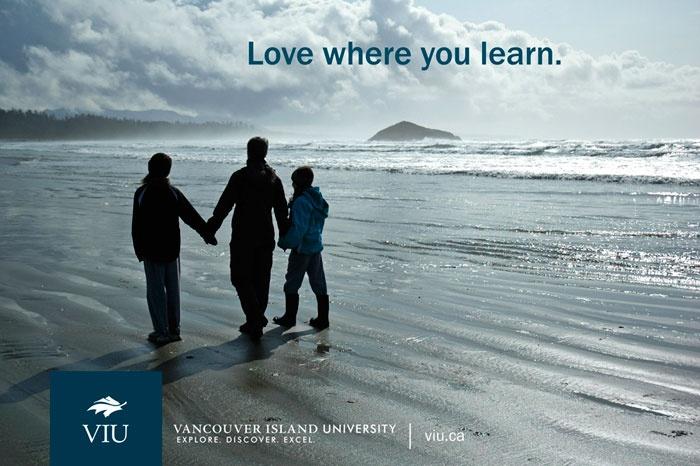 Vancouver Island University held a photo contest