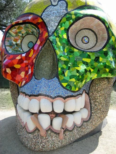 Sculptures by Niki de Saint Phalle