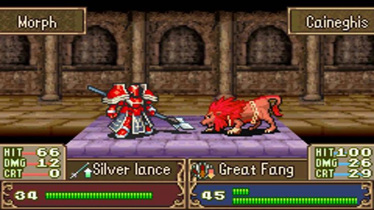 Fire Emblem GBA Series: Critical Animation Collection