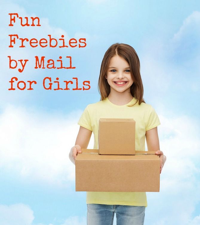 Fun Freebies by Mail for Girls                                                                                                                                                                                 More