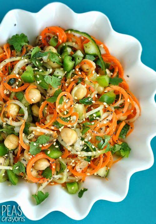 Paleo Sweet Pasta Salad