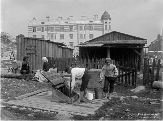 Helsinki - Signe Brander, 1911