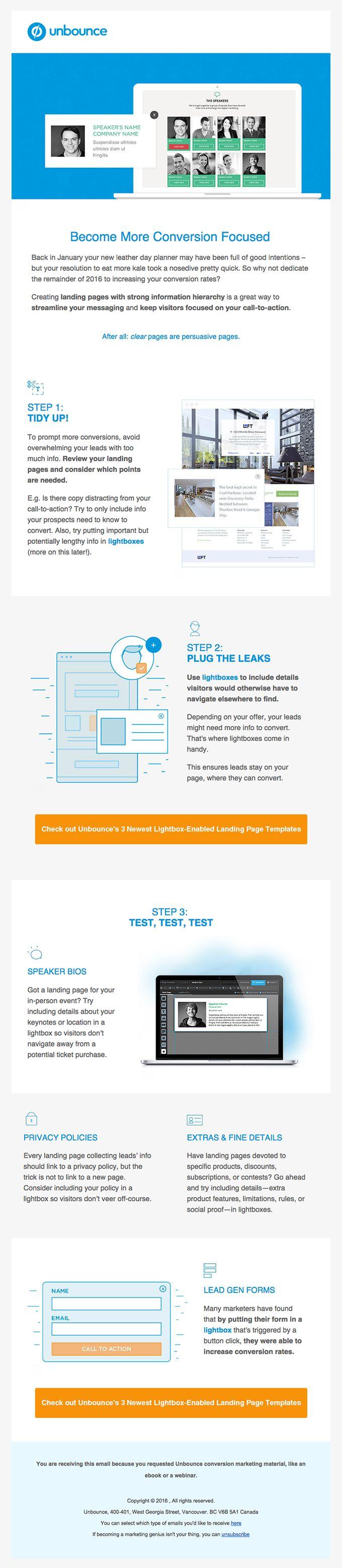 33 best Email Design images on Pinterest | Email newsletter design ...