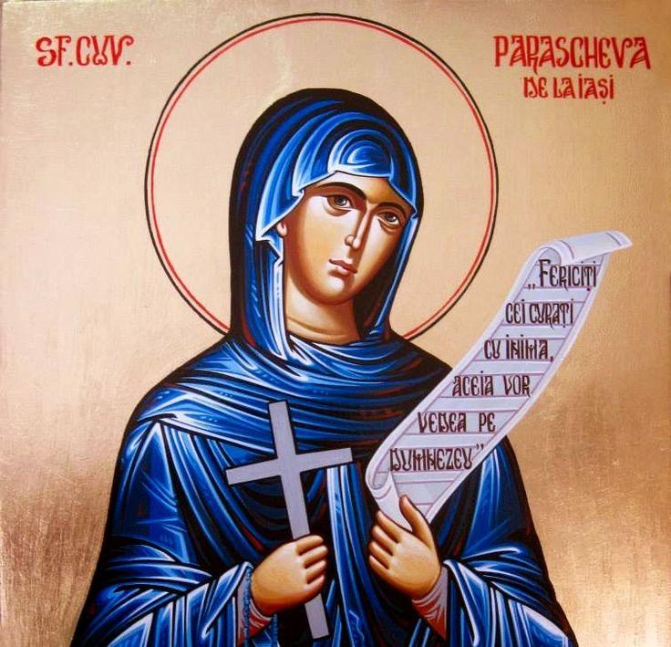 St. Parascheva / St. Petka - October 14