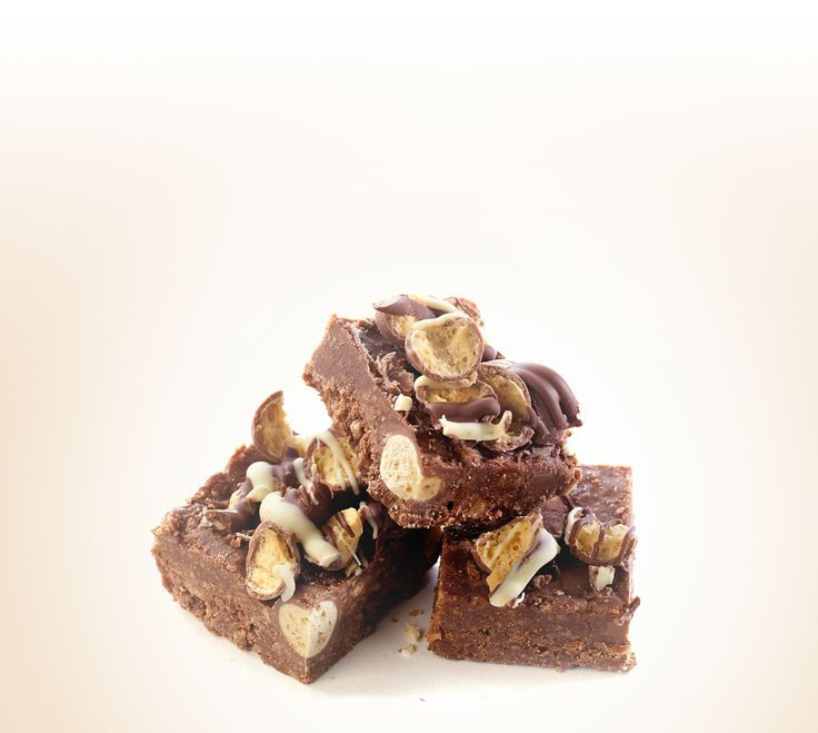 Get Eric Lanlard's recipe for delicious Maltesers squares for your bake sale and help #bakeamillion for Red Nose Day.
