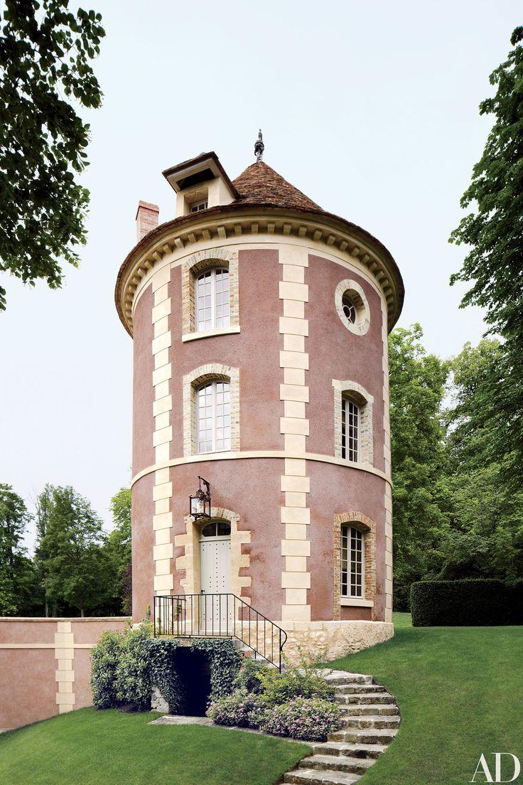 Step Inside Valentino Garavani's House Near Paris