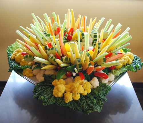 Food idea google image result for http www for Appetizer decoration