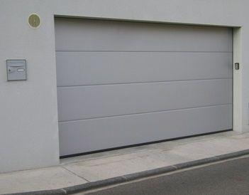 porte de garage nao