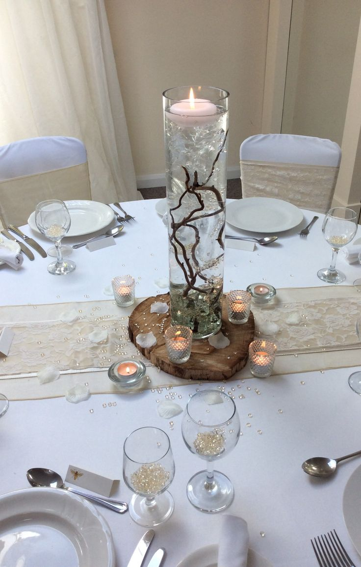 20 best add style uk cone vase cylinder vase and lily vase icy centrepiece by add style uk floridaeventfo Choice Image