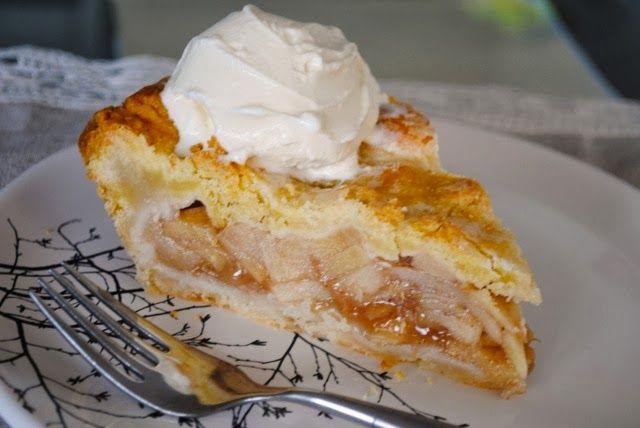 Невыразимая легкость кулинарного бытия...: Американский яблочный пирог
