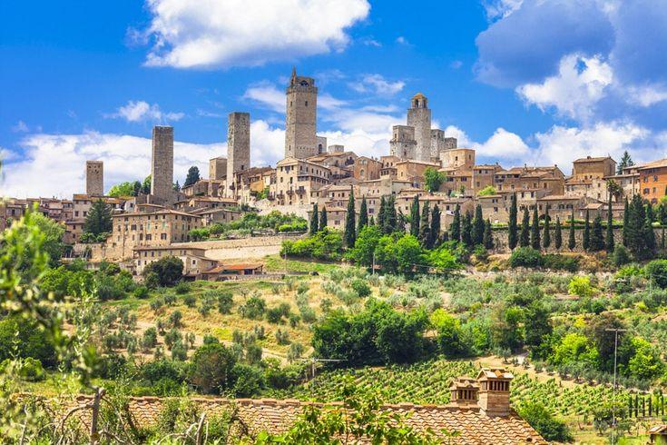 25 melhores lugares para visitar na Itália   – Dreamy Landscapes