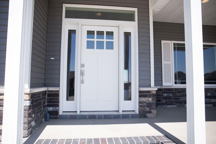 exterior doors on pinterest steel garage fiberglass entry doors and. Black Bedroom Furniture Sets. Home Design Ideas