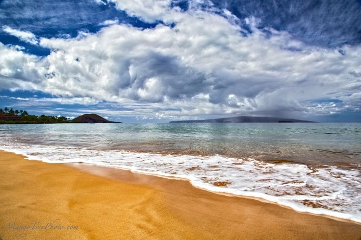 Po'olenalena Beach, Wailea Maui | Hawaii Pictures of the Day. Learn more here...
