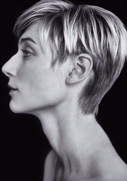 Elizabeth Debicki by Shannon Palliste 2015 | left profile