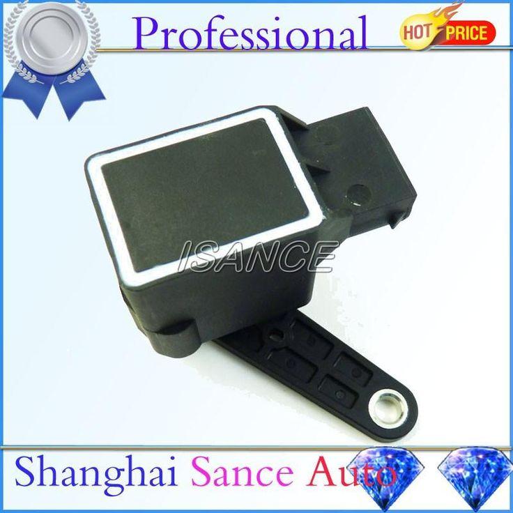ISANCE Headlight Height Level Control Sensor 4B0907503 For VW Passat 3B 3BG Golf 4 Bora New Beetle Audi A3 A4 A6 A8 TT 1994-2006