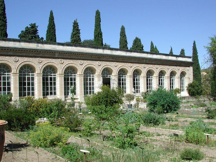 17 meilleures images propos de montpellier herault sur pinterest catholique romain voyage - Terrasse et jardin en ville montpellier ...