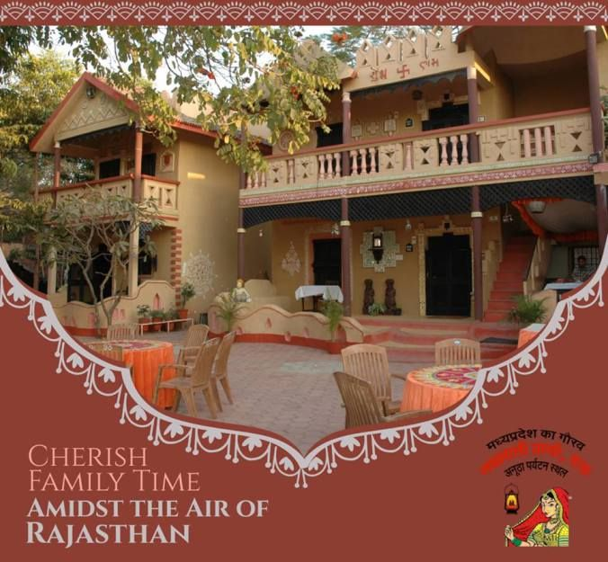 While you are planning to get on the religious trip to Ujjain Kumbh (Simhasth), you should add a pinch of entertainment to the trip by taking a step ahead towards Nakhrali Dhani, resorts in Indore. #Resorts  #waterpark #hotel