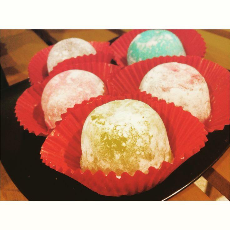 mochi ice cream @mochimaco