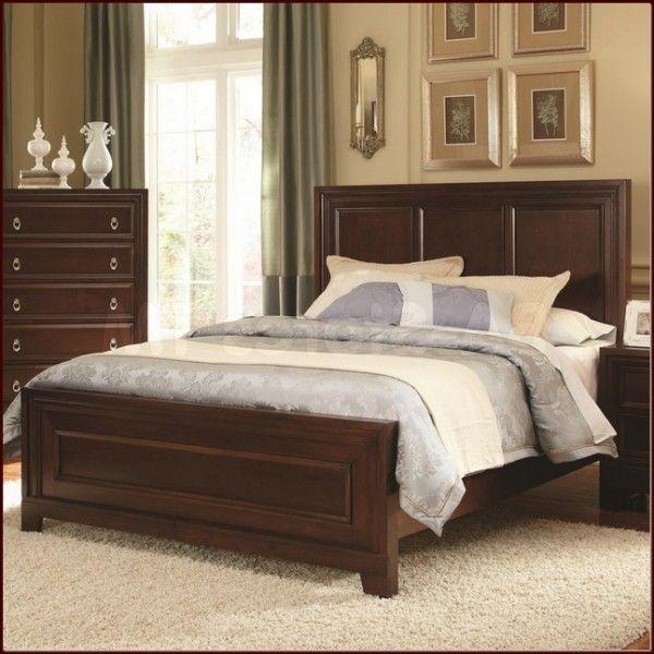 bedroom-beautiful-mahony-wood-ikea-bedroom-sets