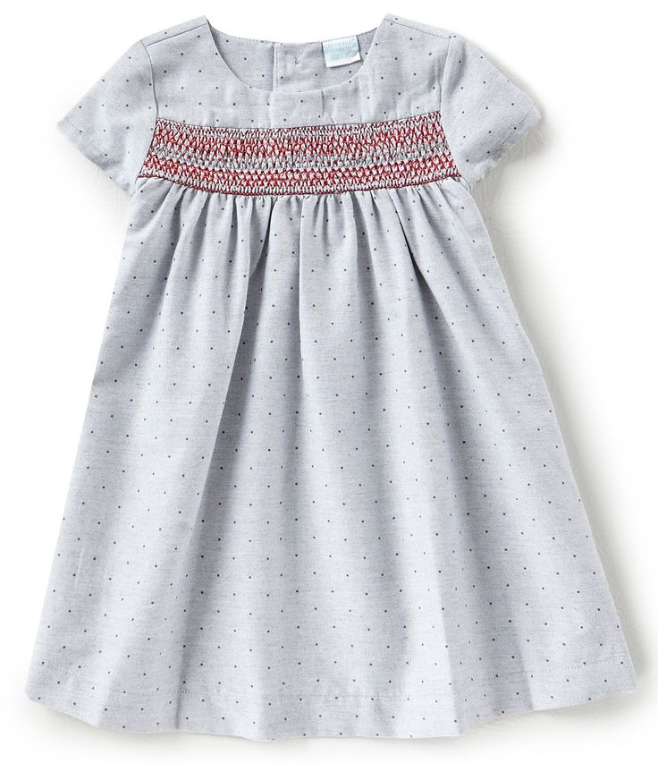 Shop for Edgehill Collection Little Girls 2T-4T Dotted Smocked Dress at Dillards.com. Visit Dillards.com to find clothing, accessories, shoes, cosmetics & more. The Style of Your Life.
