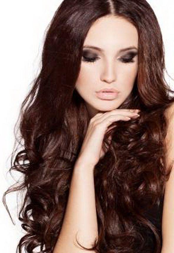 Best 25+ Mahogany brown hair color ideas on Pinterest   Mahogany ...