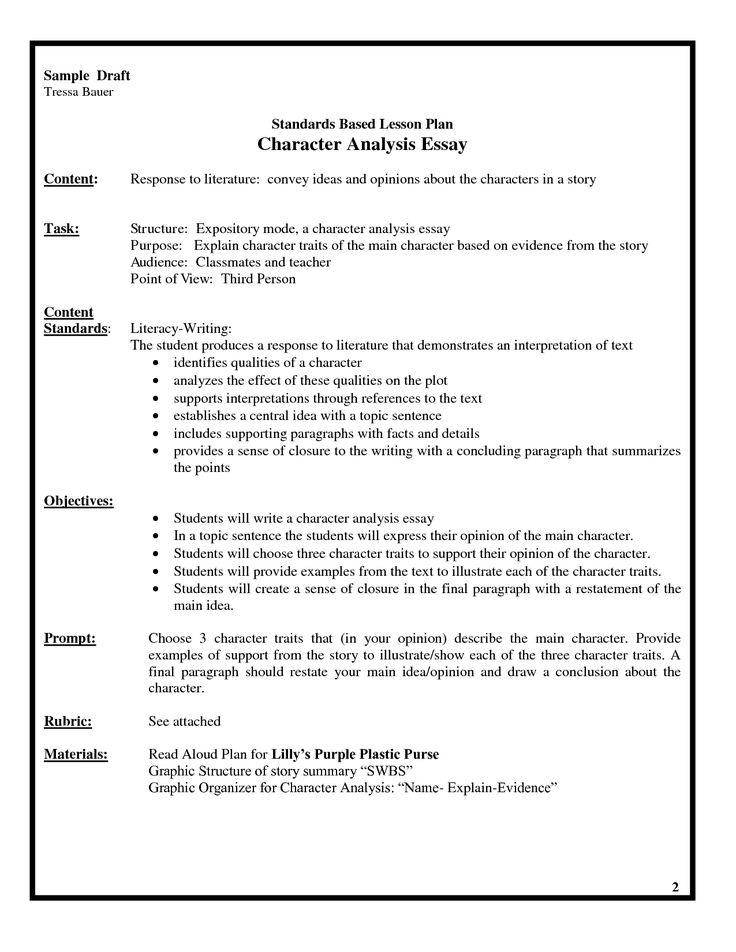 Online essay outline maker