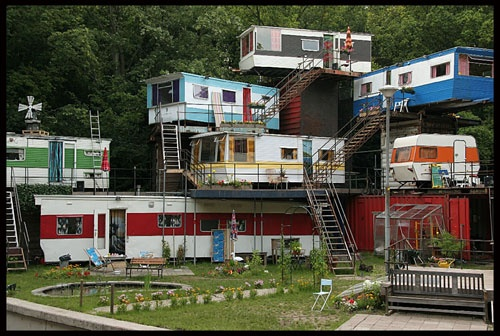 re-purposed home?