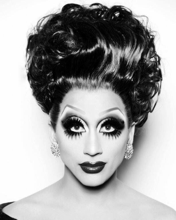 Bianca del Rio. Inspiration for my Blush Ball character, Hedda Champoux.