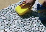 Pebble Tile Installation Guidelines at Design For Less