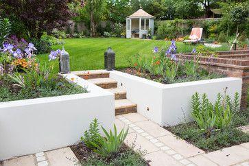 courtyard woodland garden - Google Search