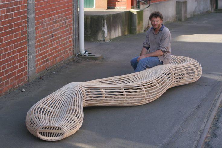 David trubridge 39 s memorable work david trubridge for Channel 4 garden design ideas