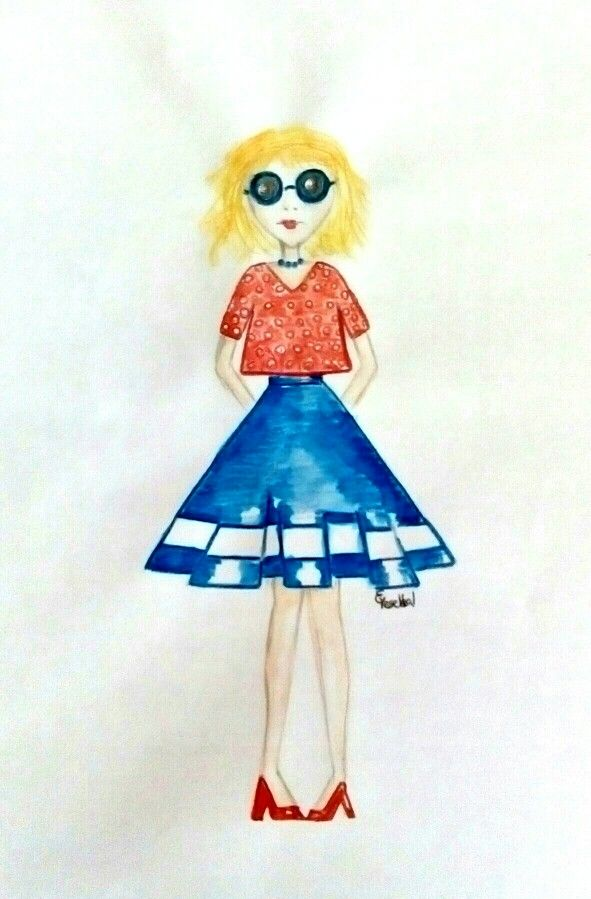By me...i want this skirt!!!