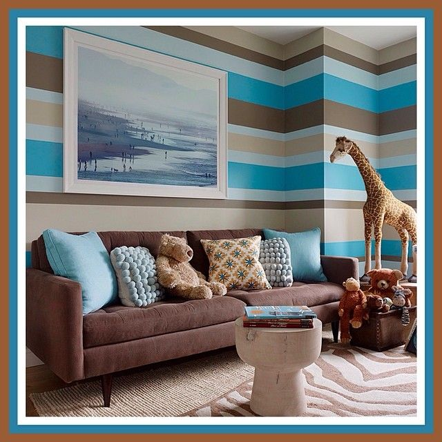 Bedroom Decor Ideas Pictures Orange Boy Bedroom Bedroom Accent Chairs Bedroom Ideas Tan Walls: 18 Best Wall Paint Stripes Images On Pinterest