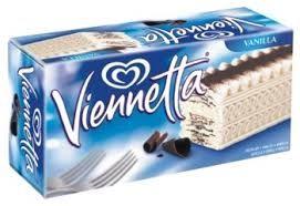 Homemade Italian Viennetta ice cream for ALL Italian food lovers