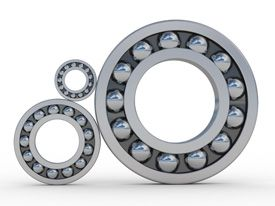 General advantages of ball bearings: •	Reliability: No adjustment, repair or attention is necessary other than periodical lubrication. •	Cleanliness: it uses grease lubricant, so that the leakage is eliminated.   •	Reduced fire hazards: it eliminates fire hazards from the conditions by overheated and oily plain bearings.  •	Increased production: It increases production, it permits to use higher speeds.   •	Increased life of associated equipment. http://www.hrbearings.net/ball-bearings.html